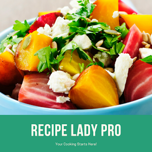 Recipe Lady Pro For PC / Windows 7/8/10 / Mac – Free Download