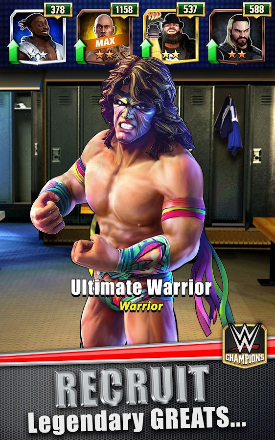 WWE Champions Free Puzzle RPG Screenshot 17