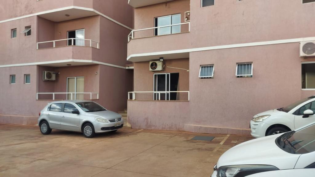 Apartamento com 3 dormitórios à venda, 70 m² por R$ 230.000,00 - Olinda - Uberaba/MG