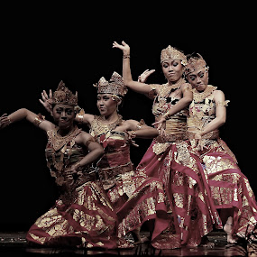 Traditional Dance in Java by Roy Ardy - News & Events Entertainment ( news & event, profesional people, entertainment )