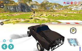 Screenshot of Truck Driving Simulator 3D