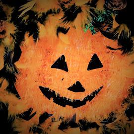 Happy halloween by Mary Gallo - Public Holidays Halloween ( holiday, halloween,  )