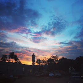 Dream skies  by Karina Kassman - Instagram & Mobile Instagram