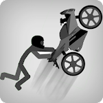 Stickman Racer Jump Icon