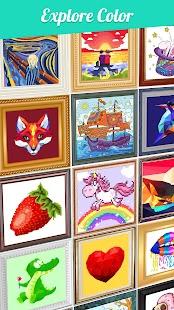 Color Artbook: Number & Puzzle