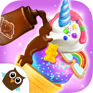 Swirly Icy Pops - Surprise DIY Ice Cream Shop For PC / Windows 7/8/10 / Mac – Free Download