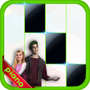 Disney's ZOMBIES Piano Tiles the best app – Try on PC Now