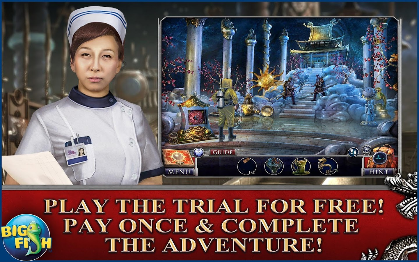 Hidden Expedition: The Eternal Emperor Screenshot 5