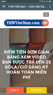 THWGlobal Việt Nam - screenshot