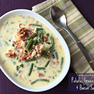 Potato Green Bean Bacon Soup Recipes