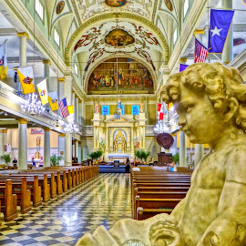 Holy Water by Gary Ambessi - Buildings & Architecture Places of Worship