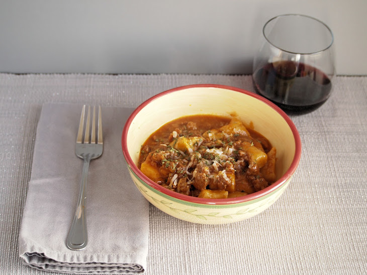 Pork Ragu With Semolina Gnocchi Recipes — Dishmaps
