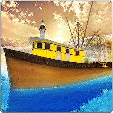 Fishing Boat Simulator 3D