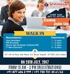 Job Fair@Srinivasan Software Solutions Pvt Ltd Tirupati