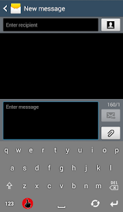 Sound-Sticker-Keyboard - screenshot