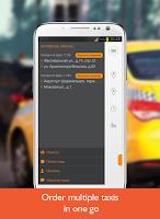Screenshot of Ситимобил заказ и вызов такси