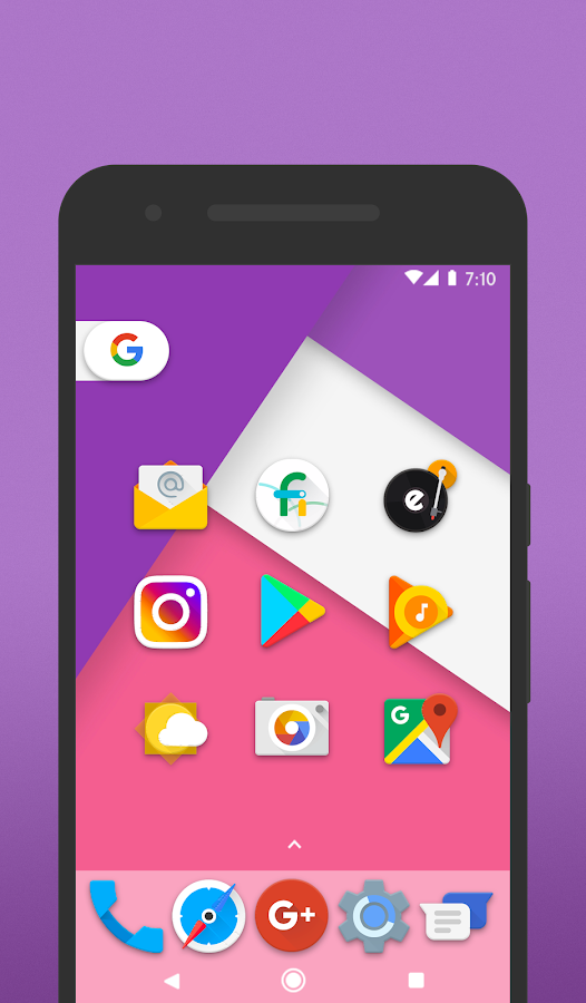 Iride UI - Icon Pack Screenshot 7