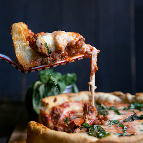It's Time to Indulge! Here's My Favorite Deep Dish Pizza