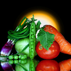 Vegetables by Asif Bora - Food & Drink Fruits & Vegetables
