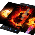 App 3D & Abstract Wallpaper HD apk for kindle fire