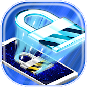Download 3D Hologram Simulated Screen Lock APK to PC