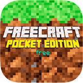 Download FreeCraft Pocket Edition APK on PC