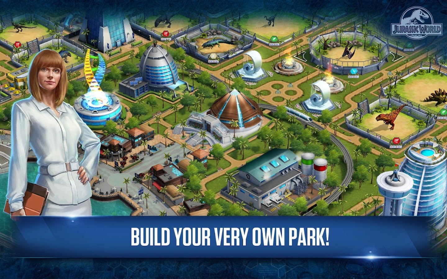 Jurassic World™: The Game Screenshot 7