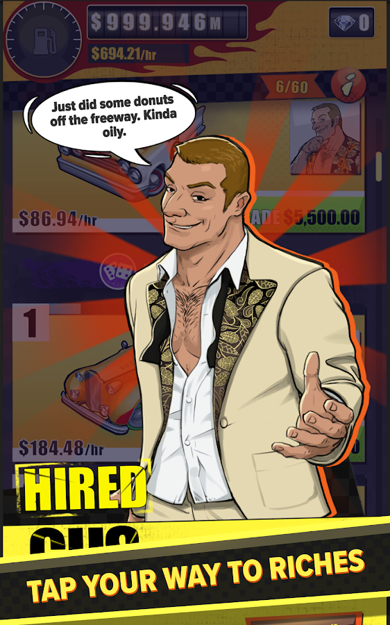 Crazy Taxi Gazillionaire Screenshot 9