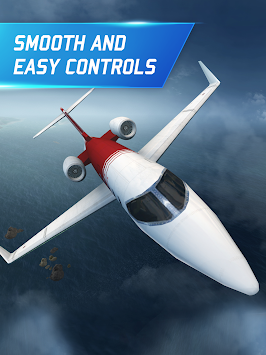 Flight Pilot Simulator 3D Free APK screenshot thumbnail 9