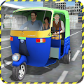 Tuk Tuk Auto Rickshaw Driving APK for Bluestacks