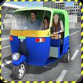 Tuk Tuk Auto Rickshaw Driving APK for Bluestacks