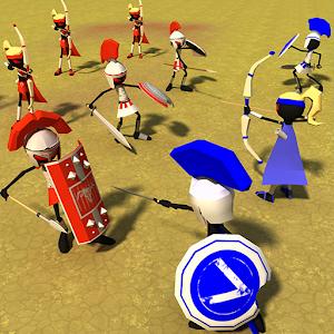 Greek Warriors : Castle Defence Online PC (Windows / MAC)