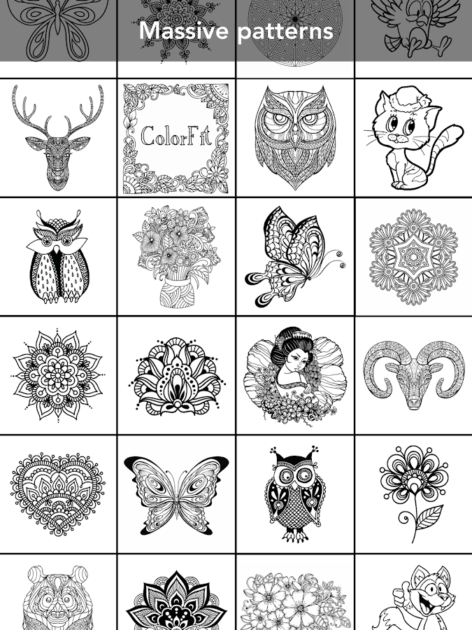 Family Coloring book Screenshot 17