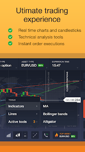 IQ Option - Binary Options APK for Windows