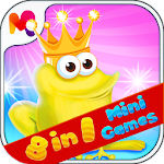 8 in 1 Mini Games APK Image