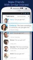 Screenshot of Get You - social reality check