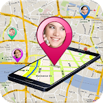 Caller ID & Live Mobile Number Location Tracker Icon