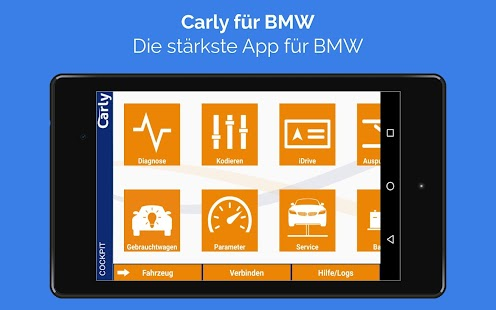 Carly for BMW - (Neue Version) Screenshot