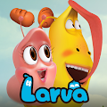 Game Flying LARVA apk for kindle fire