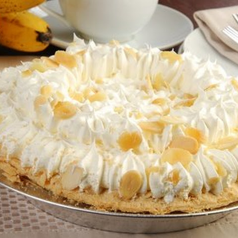 Old Fashioned Banana Cream Pie Recipe from Scratch