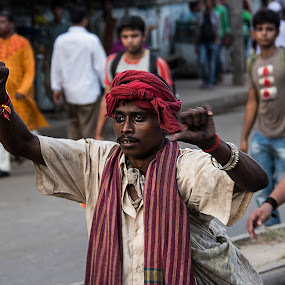 The Street man by ডাঃ মুহাম্মদ হাসান - People Portraits of Men ( bangladesh, street, people, man, dhaka )