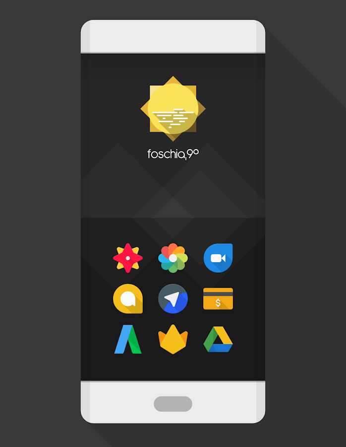 PHIX - ICON PACK Screenshot 0