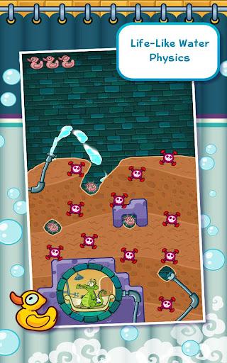 Where's My Water? Free screenshot 3