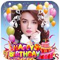 Happy Birthday Photo Frame APK for Bluestacks