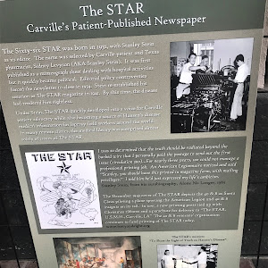The Sixty-six STAR was born in 1931, with Stanley Stein as its editor. The name was selected by Carville patient and Texas pharmacist, Stanley Levyson (AKA Stanley Stein). It was first published as ...