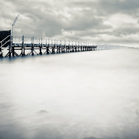 Silent by Boim Wahyudi - Landscapes Waterscapes