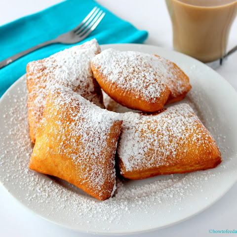 Classic New Orleans Beignets