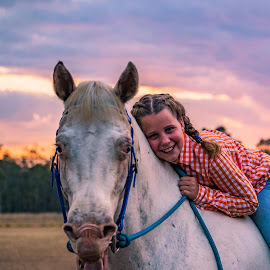 Working with Animals ... by Sarah Sullivan - Novices Only Portraits & People