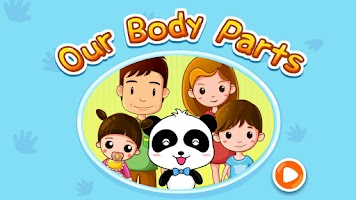 Screenshot of Our Body Parts - Free for kids