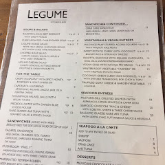Photo from Legume Kitchen & Bar